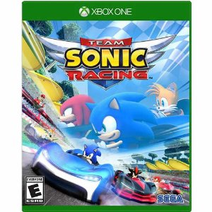 Game Team Sonic Racing - Xbox One [Pré-venda]