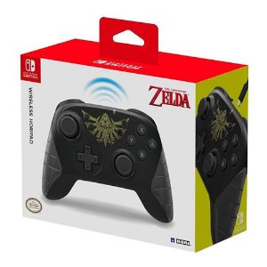 Controle Sem Fio Nintendo Switch The Legend of Zelda - Hori