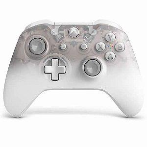 Controle Sem Fio Xbox One Phantom White - Microsoft