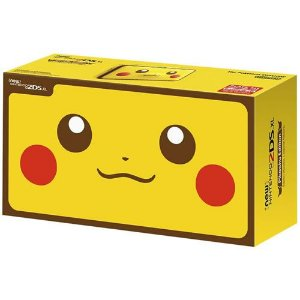 Console New Nintendo 2DS XL Pikachu Edition - Nintendo