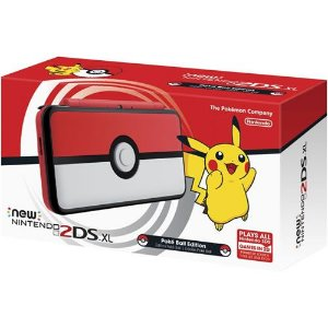 Console New Nintendo 2DS XL Poké Ball Edition - Nintendo