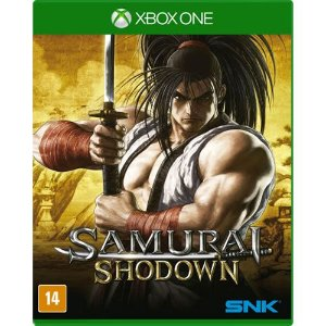 Game Samurai Shodown - Xbox One