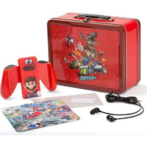 Kit Lunchbox Super Mario Odyssey - PowerA