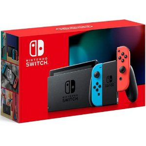 Console Nintendo Switch 32GB Colorido XKW - Nintendo