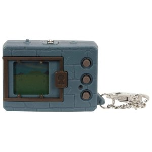 Digimon Bandai Original Digivice Virtual Pet Monster - Gray