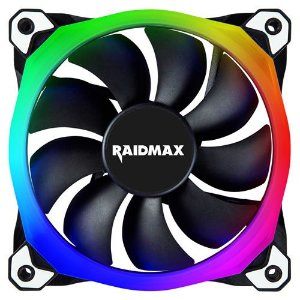 Cooler Fan Raidmax NV-R120B RGB 120mm - Raidmax [usado]