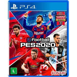 Game PES 2020 - PS4