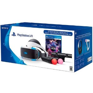 Playstation VR Worlds Bundle - Sony