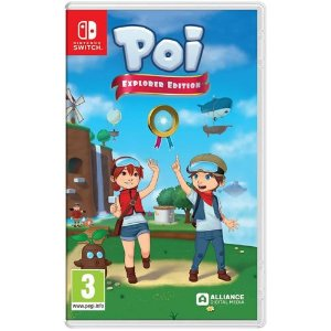 Game Poi Explorer Edition - Switch