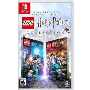 Game Lego Harry Potter Collection - Switch