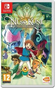 Game Ni no Kuni Wrath of the White Witch - Switch