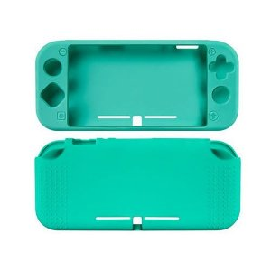 Capa de Silicone Nintendo Switch Lite Turquoise - Switch