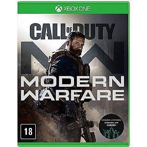 Game Call of Duty Modern Warfare - Xbox One