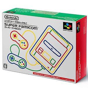 Console Super Famicom Classic Edition - Nintendo