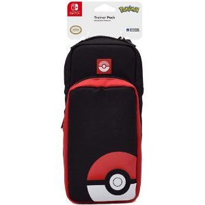 Nintendo Switch Adventure Pack (Pokéball Edition) Travel Bag - Hori