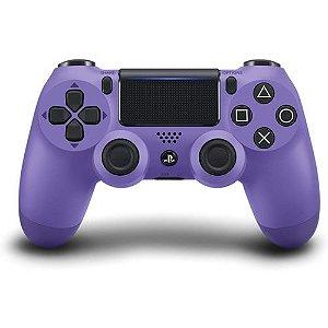 Controle Dualshock 4 Sem Fio Eletric Purple - Sony