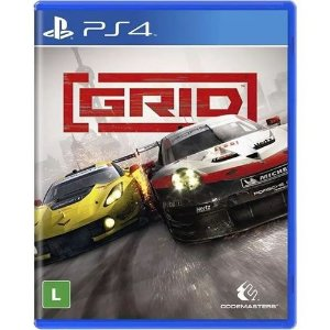 Game Grid - PS4