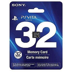 Cartão de Memória Psvita 32GB - Sony [Seminovo]