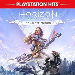 Game Horizon Zero Dawn Complete Edition PS4 - Digital Download Code -