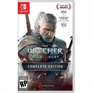 Game The Witcher III Complete Edition - Switch