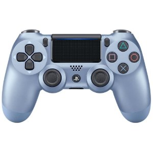 Controle DualShock 4 Sem fio para PS4 Azul Titânio - Sony