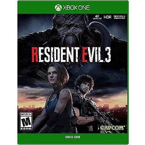 Game Resident Evil 3 - Xbox One (Pré-venda)