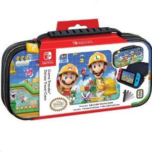 Case Nintendo Switch Super Mario Maker 2 RDS - Switch