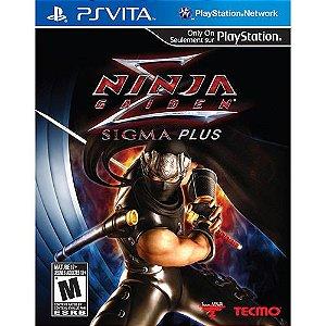 Game Ninja Gaiden Sigma Plus - Psvita [usado]