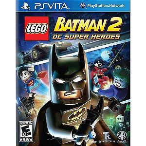 Game Lego Batman 2 DC Super Heroes - Psvita [Usado]
