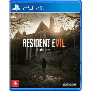 Game Resident Evil 7 Biohazard - PS4