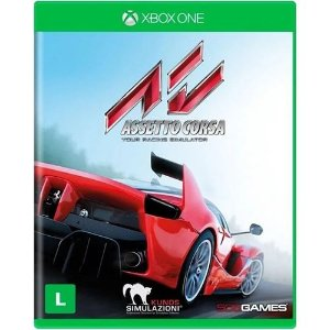 Game Asseto Corsa Your Racing Simulator - Xbox One