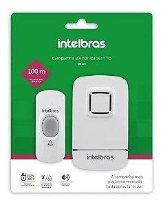 Campainha Eletrônica Sem fio CIB-100 Bivolt - Intelbras