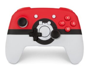 Poké Ball Wireless Controler Switch - PowerA