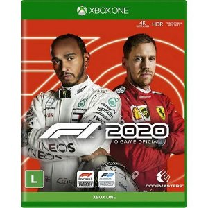 Game F1 2020 - Xbox One