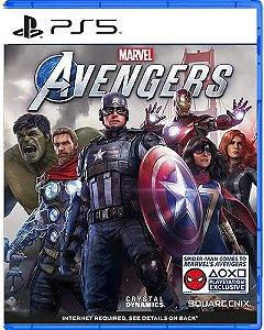 Game Marvel Avengers - PS5