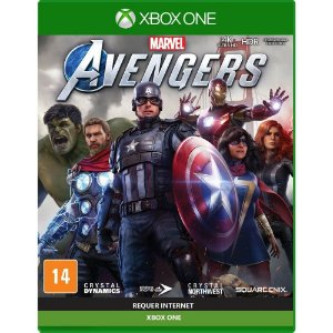 Game Marvel Avengers - Xbox One [Pré-venda]