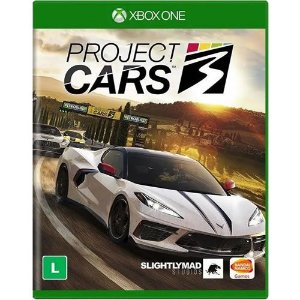 Game Project Cars 3 - Xbox One
