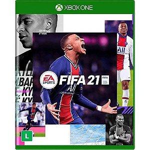 Game FIFA 21 - Xbox One [Edição Upgrade Xbox Series X] Pré-venda