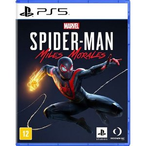 Game Marvel Spider Man Miles Morales - PS5