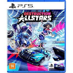 Game Destruction AllStars - PS5