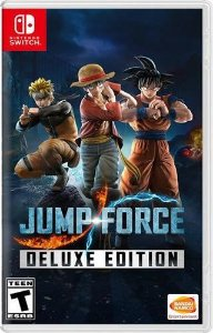 Game Jump Force Deluxe Edition - Switch