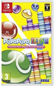 Game Puyo Puyo Tetris - Switch