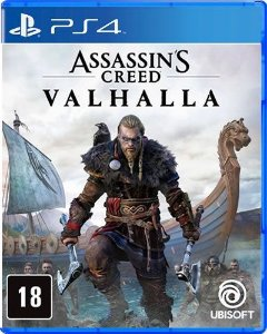 Game Assassin's Creed Valhalla - PS4