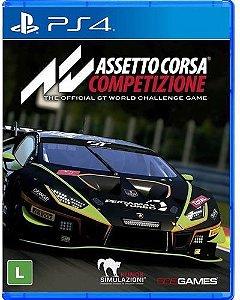 Game Assetto Corsa Competizione - PS4