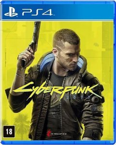 Game Cyberpunk 2077 - PS4