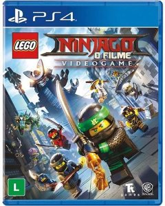Game Lego Ninja Go Video Game - PS4