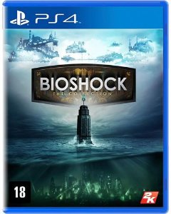 Game Bioshock The Collection - PS4