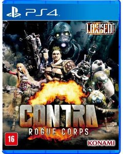 Game Contra Rogue Corps - PS4