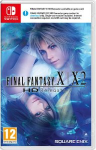 Game Final Fantasy X | X-2 HD Remaster - Switch