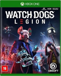 Game Watch Dogs Legion - Xbox One / Series [Pré-venda]